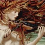 Tình yêu đôi lứa trong tranh nude của Lauri Blank