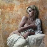 Họa sĩ Pascal Chive và tranh khỏa thân phụ nữ gợi cảm