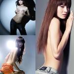 Nude công cụ hành nghề của showbiz Việt