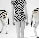 Bộ ảnh Body Painting con người hóa thân thành loài vật