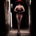 Đẹp mê hồn ảnh nude của Trịnh Lai