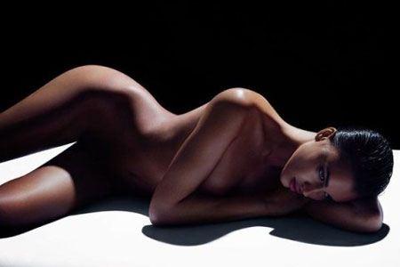 Bồ Ronaldo nude 100% bí ẩn