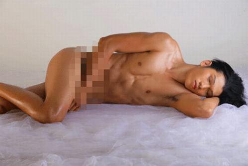 Ảnh nude người mẫu Ngọc Tình rất vô duyên