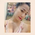 Hotgirl Vân Anh huấn luyện viên thể hình 9x nóng bỏng cực hót