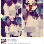 Nóng mắt với ảnh 'giường chiếu' của nữ sinh tràn ngập facebook