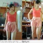 Các bác có nhận ra là cái quần trông rất lạ không =))