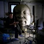 """Những tác phẩm điêu khắc """"rợn người"""""""