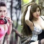 Hot girl DJ Oxy có cặp vú đẹp nhất Việt Nam
